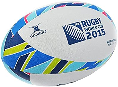 Balón Oficial – Talla 5 – Rugby Gilbert IRB RWC – Supporter – Copa ...