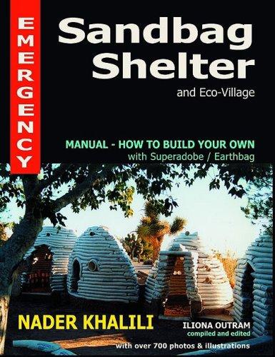 Emergency Sandbag Shelter Eco Village Manual How product image