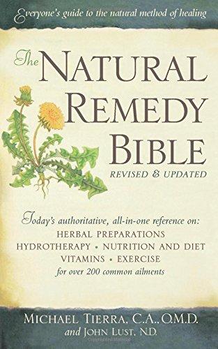 Read Online The Natural Remedy Bible pdf epub