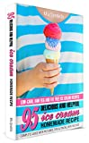 95 Delicious and Helpful Homemade Ice Cream Recipes.  Low-carb, Raw Egg, and Fat-Free Ice Cream Recipe.