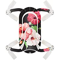 Skin For ZEROTECH Dobby Pocket Drone – Hibiscus | MightySkins Protective, Durable, and Unique Vinyl Decal wrap cover | Easy To Apply, Remove, and Change Styles | Made in the USA
