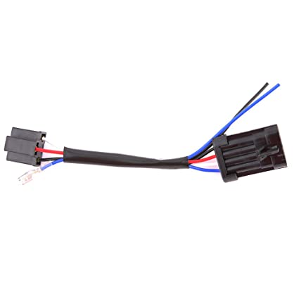 amazon com 5 75 7 inch led headlight wire harness adapter for rh amazon com Trailer Hitch Wiring Harness Trailer Hitch Wiring Harness