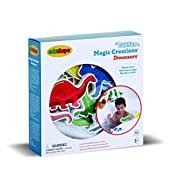 Edushape Magic Creations Bath Play Set, Dinosaurs