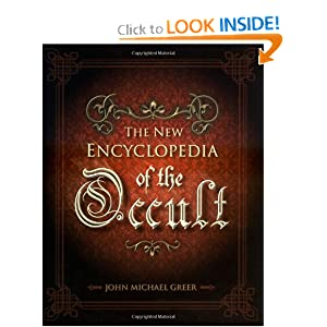 The New Encyclopedia of the Occult John Michael Greer