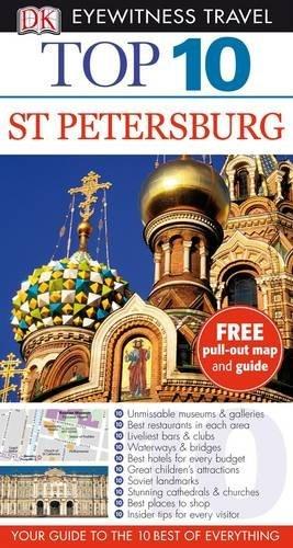 DK Eyewitness Top 10 Travel Guide: St Petersburg (DK Eyewitness Travel Guide)