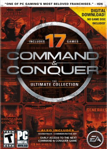 Command and Conquer The Ultimate Collection [Online Game Code] ()