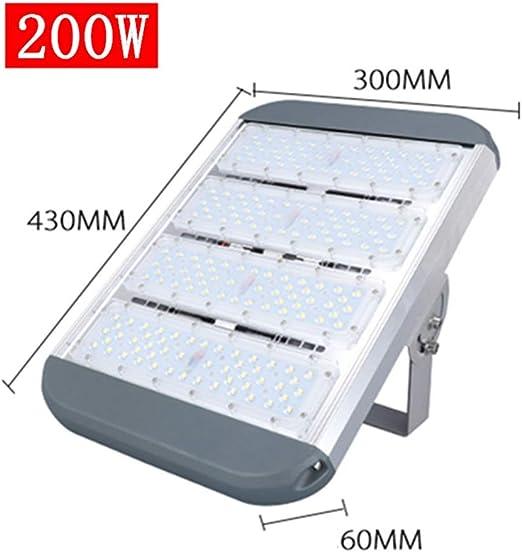XEX Foco LED Proyector, Luz De Seguridad Luz De Túnel Luz De ...