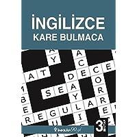 İngilizce Kare Bulmaca - 3. Kitap