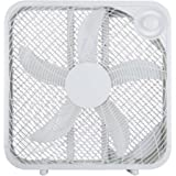 Hawaiian Breeze 20 Box Fan (White)