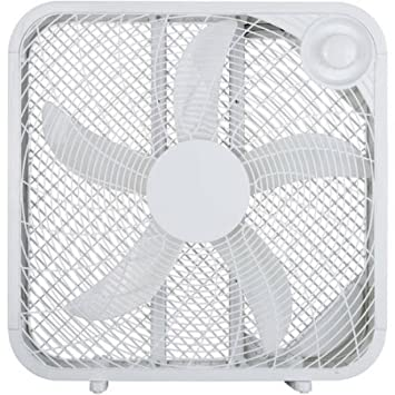 Hawaiian Breeze 20u0026quot; Box Fan ...