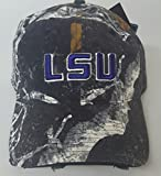 NEW! University of Louisiana state LSU Embroidered AdjustableBuckle Back cap