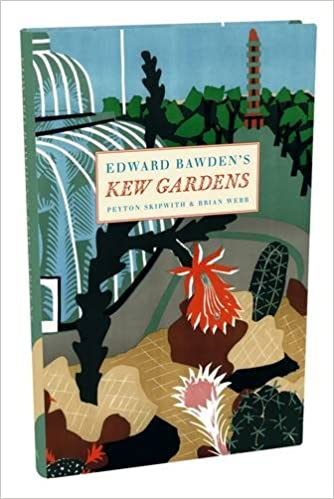 Book Edward Bawden's Kew Gardens