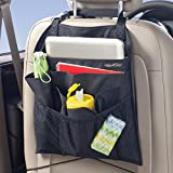 High Road BackPockets Seat Organizer - Black