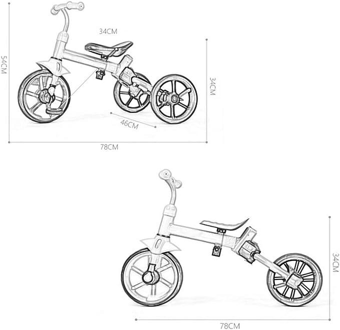 Triciclos Triciclo Infantil Trike Toddler Bike Strollers Para ...
