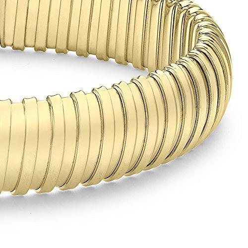 Carissma Gold - Bracelet cordon - Or jaune 9 cts - 18.42 cm - 1.27.2101