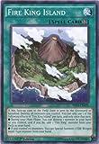 Yu-Gi-Oh! - Fire King Island (SHVI-EN092) - Shining Victories - 1st Edition - Common