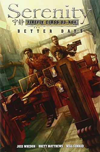 Serenity, Vol. 2: Better Days