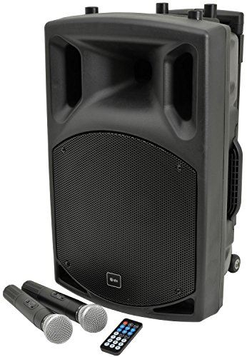 QX12PA Complete Portable PA System