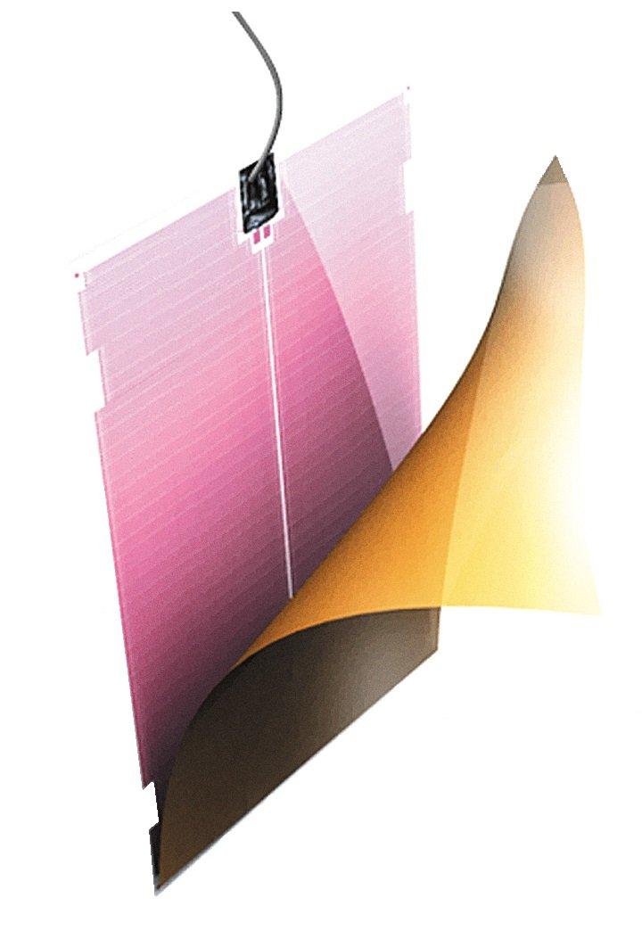 Warm-On AM204301 Spiegel-Heizfolie 36 W 40 x 50 cm 230 V
