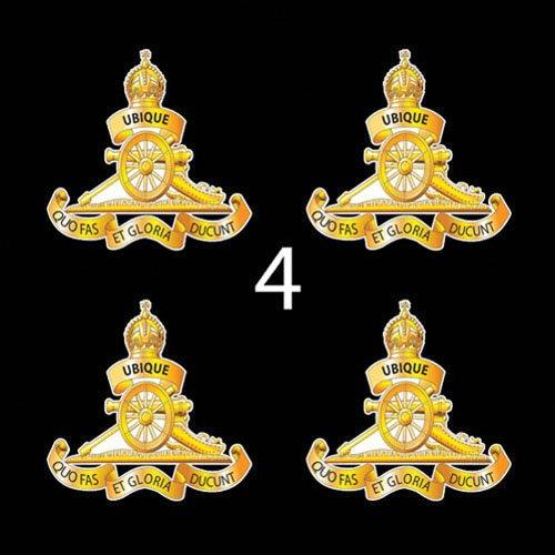 Great Britain UK Cap Badge Royal Artillery 3