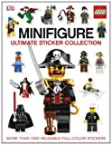 LEGO Minifigure Ultimate Sticker Collection, Dorling Kindersley Publishing Staff, 0756659841