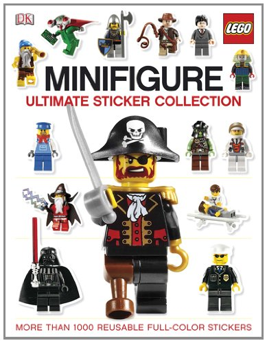 Ultimate Sticker Collection: LEGO Minifigure (Ultimate Sticker ...