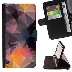 Kingstore / - Giallo e rosa Colori - HTC One M9