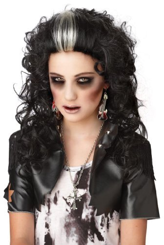 California Costumes Rocked Out Zombie Wig by California (Rocked Out Zombie Wig)