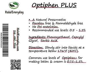 Optiphen Plus - Optiphen + All Natural Preservative 4 Oz