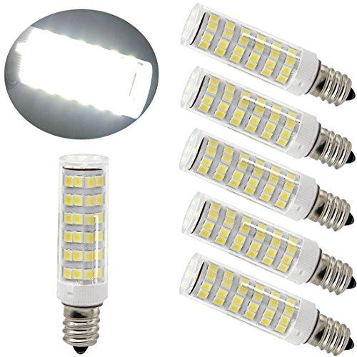Ulight 6w E11 Led Light Bulb 60w 120v 130v Halogen Bulbs