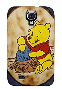 Series Skin Case Cover For Galaxy S4(winnie The Pooh W Honey Pot)