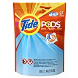 Tide Liquid Laundry Detergent Pods - Ocean Mist 35-Count (Pack of 4)