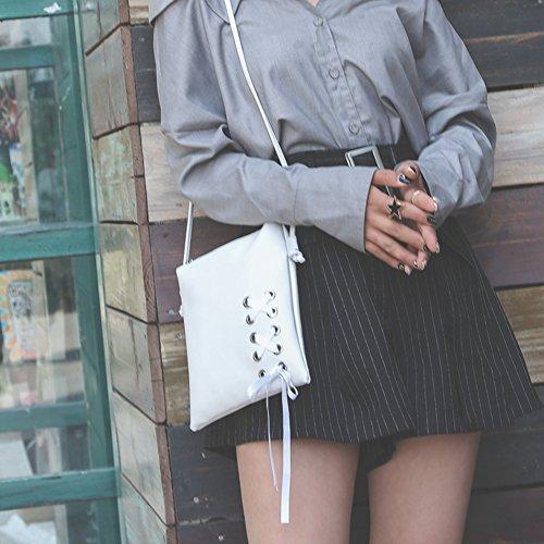 femme blanc à pour l'épaule porter Gowind6 Blanc Sac à 8nqg7Eaxpw