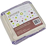 OsoCozy Better Fit Prefold Cloth Diapers - Small - 6 pk