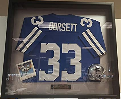 7d7a9bf0629 Amazon.com: Tony Dorsett Autographed Dallas Cowboys Mini Helmet ...