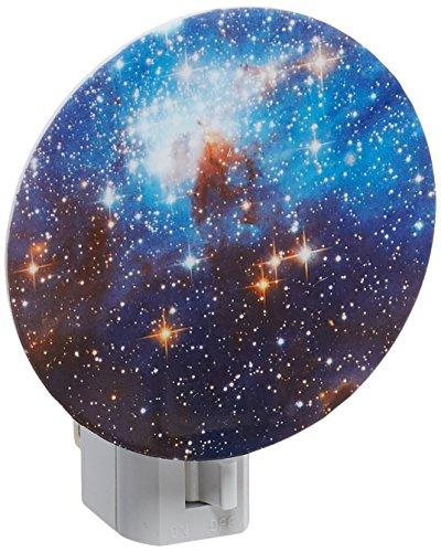 Kikkerland Galaxy Night Light