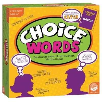 Choice Words Game (Choice Of Words)