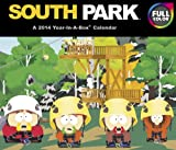 img - for 2014 South Park Year-in-a-Box book / textbook / text book