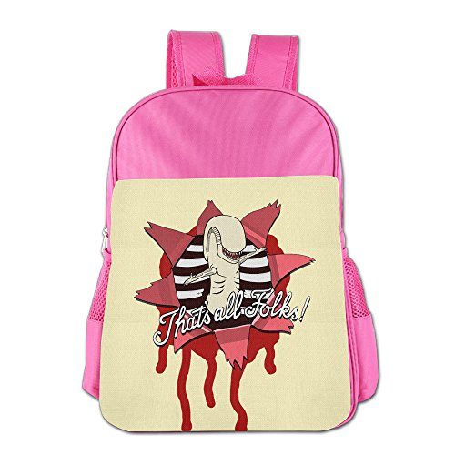 [Satain Superb Alien Vs LooneyTunes Comedy Short Films Boys And Girls School Bag For 4-15 Years Old] (Traveling Circus Costume)