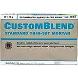 CUSTOM BLDG PRODUCTS CBTSW50 Standard Mortar