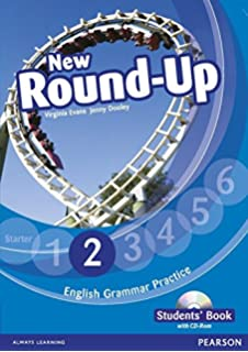 Round Up Level 2 Students Book/CD-Rom Pack (Round Up Grammar