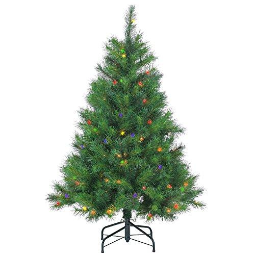 Spruce Multi Color Christmas Tree - 7