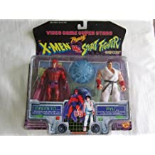 Video Game Super Stars Presents X-Men VS. Street Fighter Capcom, Magneto Vs. Ryu