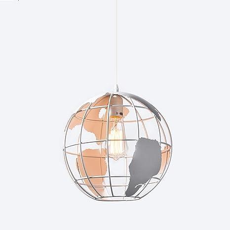 Arañas industriales Lámparas de Techo Moderno Hierro Art ...