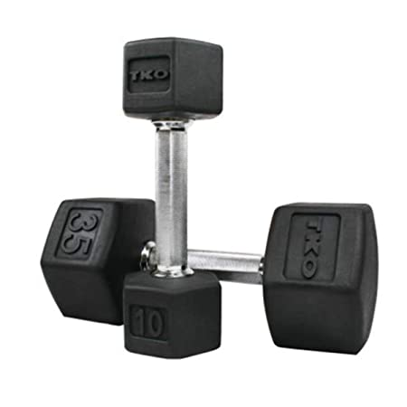 SDS Rubber HEX Dumbbells – Pairs Sets