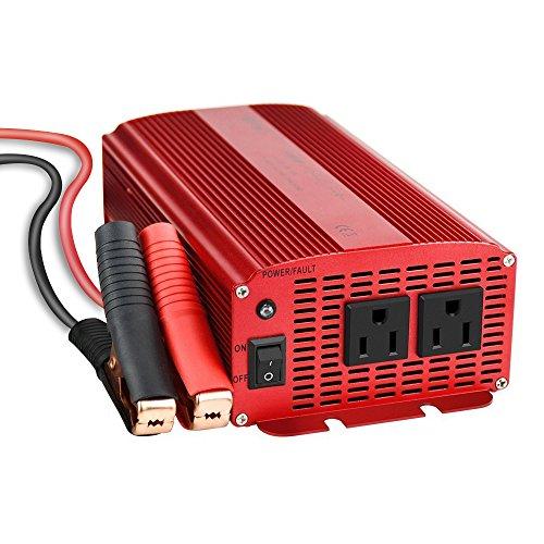 BESTEK 1000W Power Inverter Outlets product image