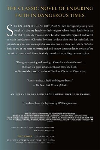Silence-A-Novel-Picador-Modern-Classics
