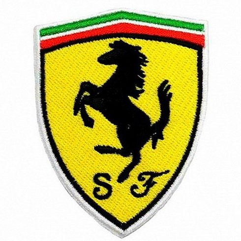ferrari-embroidered-iron-on-patch-sew-on-car-logo-clothes-clothing-motorcycle
