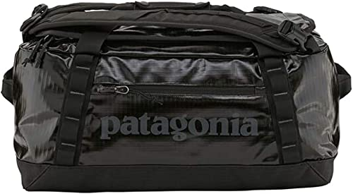 Patagonia Black Hole Duffel Bag 40L Black