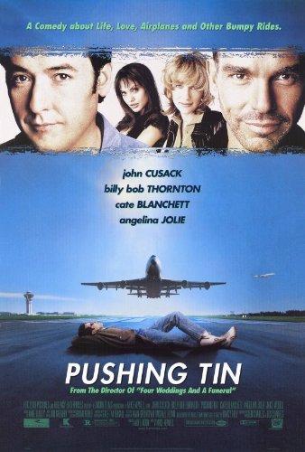 Pushing Tin - Movie Poster - 27 x 40